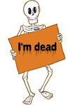 Funny Halloween Skeleton