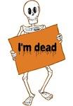 Funny Halloween Skeleton