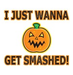 Funny Halloween Pumpkin T-shirts