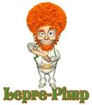 St Patricks Day Lepre-Pimp Funny Shirts