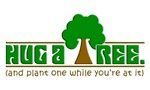 Hug a Tree Earth Day T-shirts & Gifts