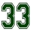 33 GREEN
