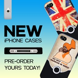iPhone Cases, iPad Cases