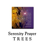 Serenity Prayer Trees Section