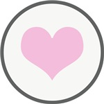 Companion Cube 'Heart' Graphic