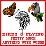 All About Birds & Wings