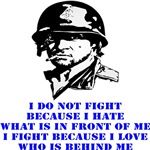 I Fight For Love Not Hate
