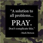 Pray (camo)