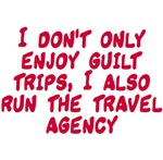 Mom Guilt Trips Travel Agency