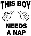 This boy needs a nap