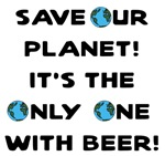 Save Our Planet Beer