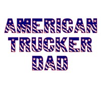 American Trucker Dad