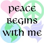 Peace Begins with Me ~ 