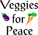 Veggies for Peace ~