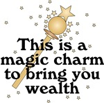 Magic Charm For Wealth