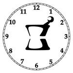 Pharmacy Clocks