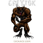 Greytok - Character Display Piece