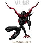 Vlor - Character Display Piece