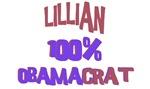 Lillian - 100% Obamacrat