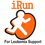 I Run For Leukemia Support  T-Shirts & Gifts