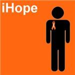 I Hope Orange Ribbon Causes Shirts & Gifts