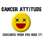 Funny Cancer Attitude T-Shirts & Gifts