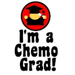 I'm a Chemo Grad T-Shirts