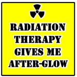 Radiation Therapy Gives Me After-Glow Shirts