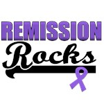 Remission Rocks Hodgkin's Disease T-Shirts & Gift