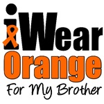 I Wear Orange For My Brother T-Shirts & Gifts