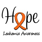 Hope For Leukemia T-Shirts, Apparel & Gifts