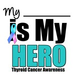 Thyroid Cancer Hero T-Shirts & Gifts