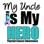 Uncle Thyroid Cancer Hero T-Shirts & Gifts