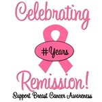 Celebrating Breast Cancer Remission T-Shirts