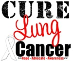 Cure Lung Cancer Shirts & Gifts