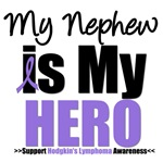Hodgkin's Lymphoma Hero (Nephew) Shirts