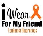 I Wear Orange For My Friend T-Shirts & Gifts