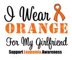 I Wear Orange For My Girlfriend Grunge Shirts