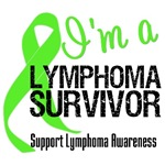 I'm a Lymphoma Survivor Shirts & Merchandise