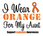 I Wear Orange For My Aunt Grunge Shirts
