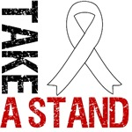 Lung Cancer Take a Stand Shirts & Gifts