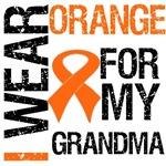 I Wear Orange For My Grandma Shirts & Gifts