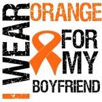 I Wear Orange For My Boyfriend Shirts & Gifts