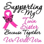 Breast Cancer Support (Twin Sister) Shirts