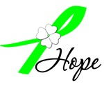 Lymphoma Hope Ribbon T-Shirts & Gifts