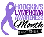 September Hodgkins Lymphoma Awareness Month Gifts