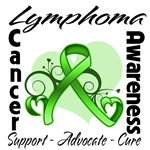 Lymphoma Cancer Awareness Shirts