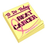 To Do Today Beat Cancer Shirts