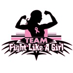 Team Fight Like a Girl Breast Cancer Apparel