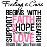 Finding a Cure Breast Cancer